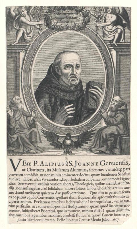 Alipius a Sancto Joanne
