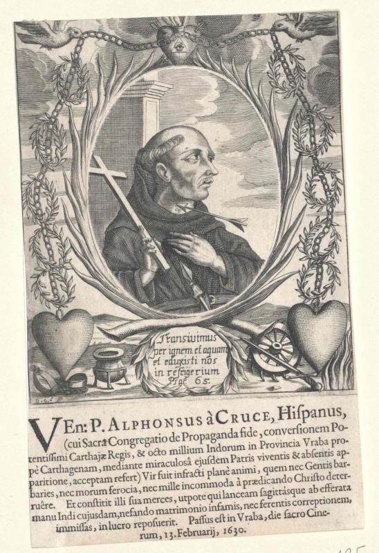 Alphonsus a Cruce