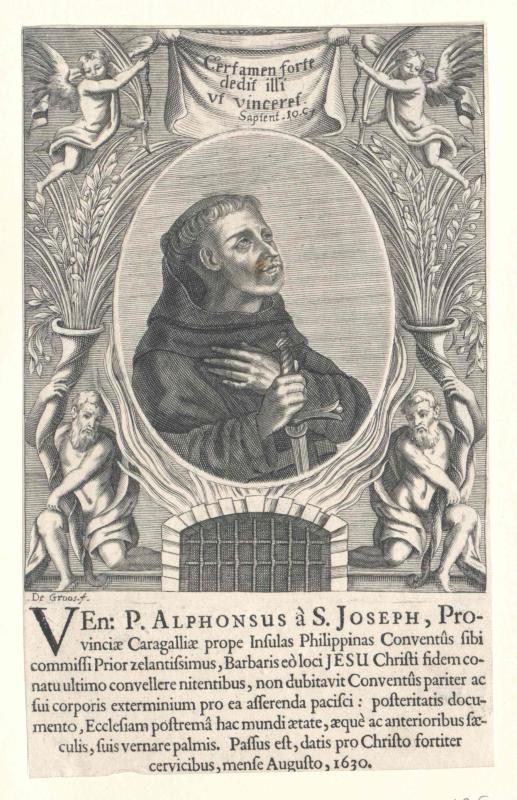 Alphonsus a Sancto Josepho