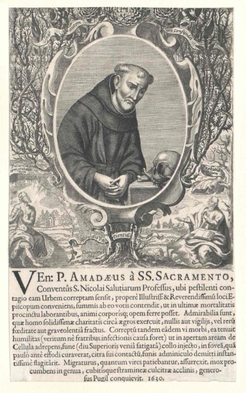 Amadeus a Sanctissimo Sacramento