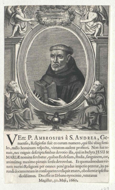 Ambrogio di Sant' Andrea di Rossiglione