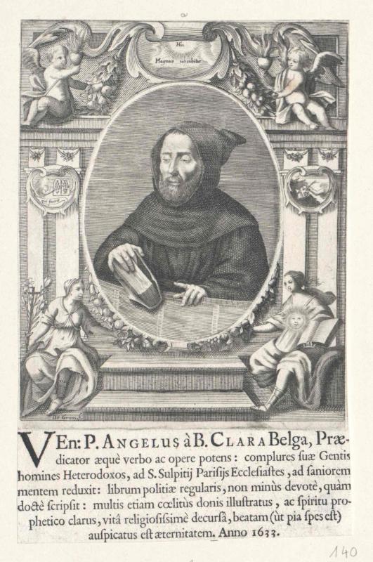Angelus a Sancta Clara