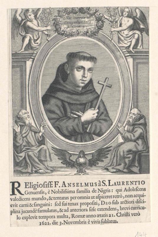 Anselmus a Sancto Laurentio