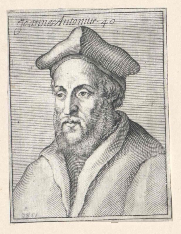 Antonius, Johann