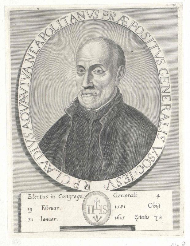 Aquaviva, Claudio