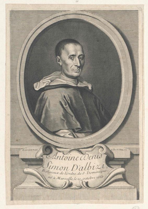 Albizzi, Antoine Denis Simon