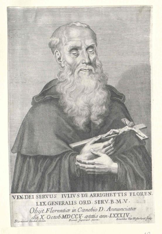 Arrighetti, Giulio