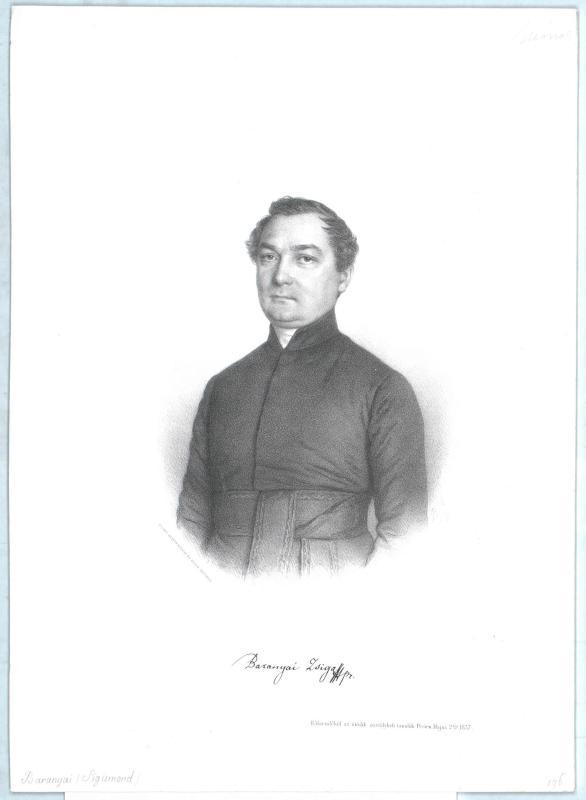Baranyai, Zsigmond