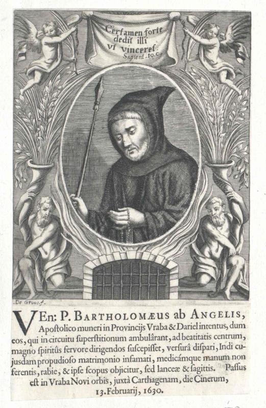 Bartholomaeus ab Angelis