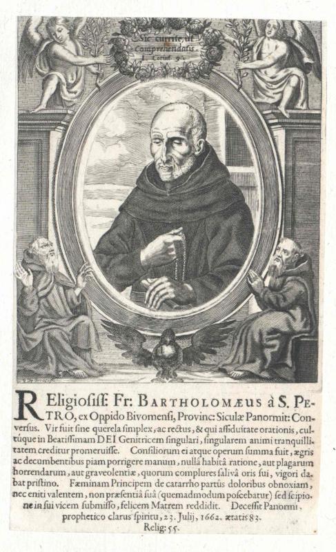 Bartholomaeus a Sancto Petro