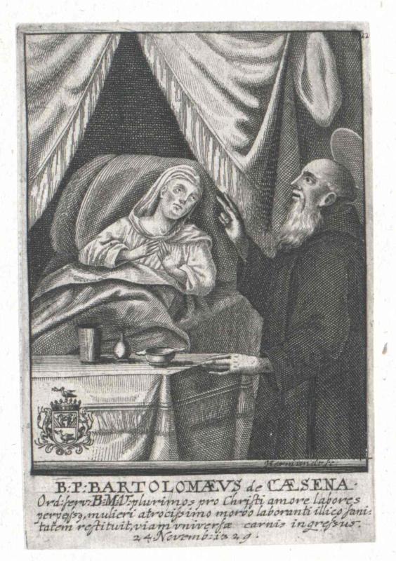 Bartolomaeus de Caesena, Seliger