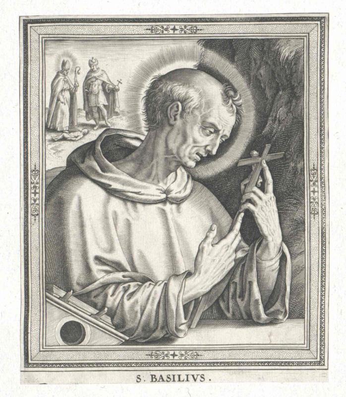 Basilius der Große, Heiliger