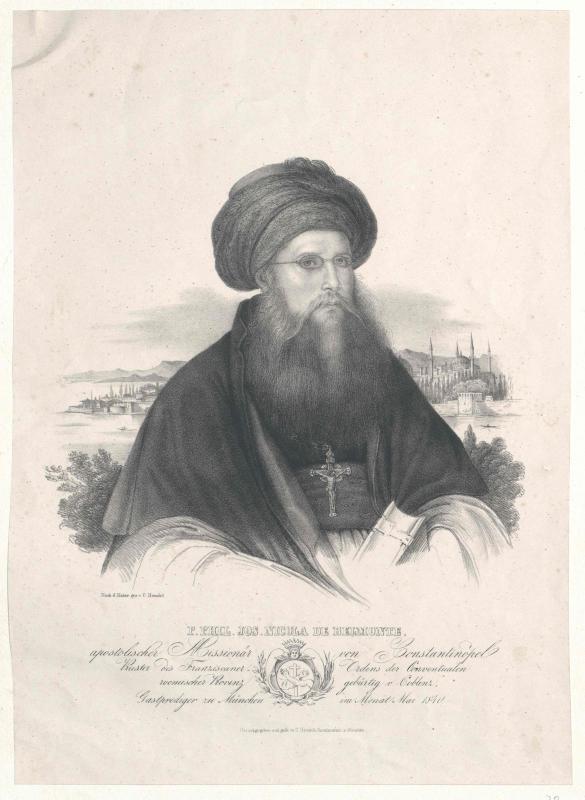 Belmonte, Philipp Josef Nicola de