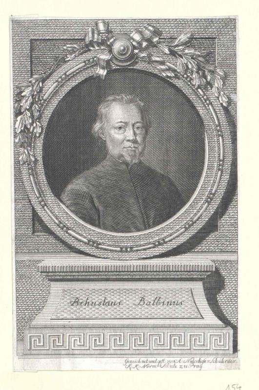 Balbin, Bohuslav