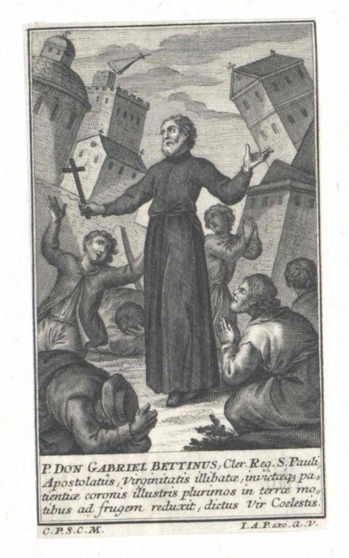 Bettinus, Gabriel