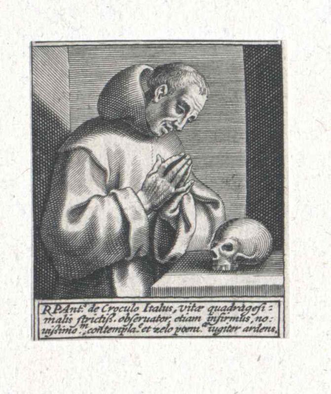 Antonius de Croculo