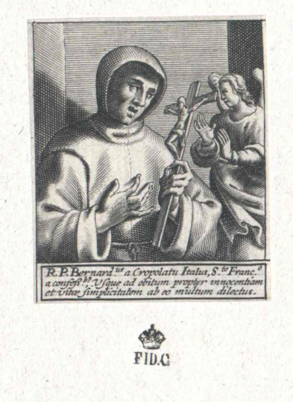 Bernardus a Cropolatu