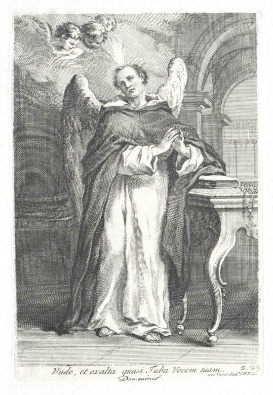 Dominikus, Heiliger