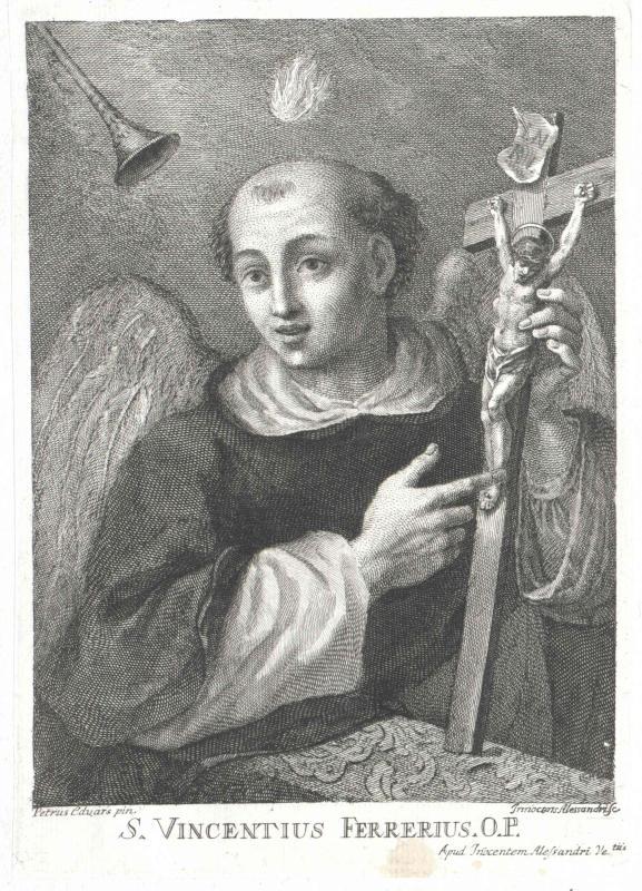 Ferrer, Vinzenz