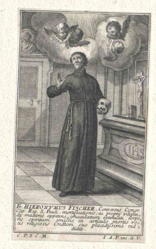 Fischer, Hieronymus