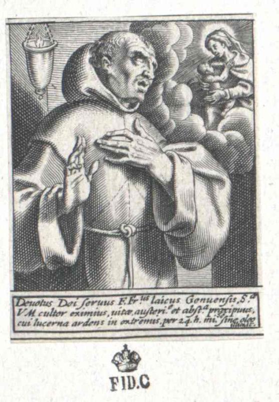 Franziscus von Genua