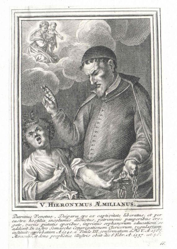 Aemiliani, Hieronymus