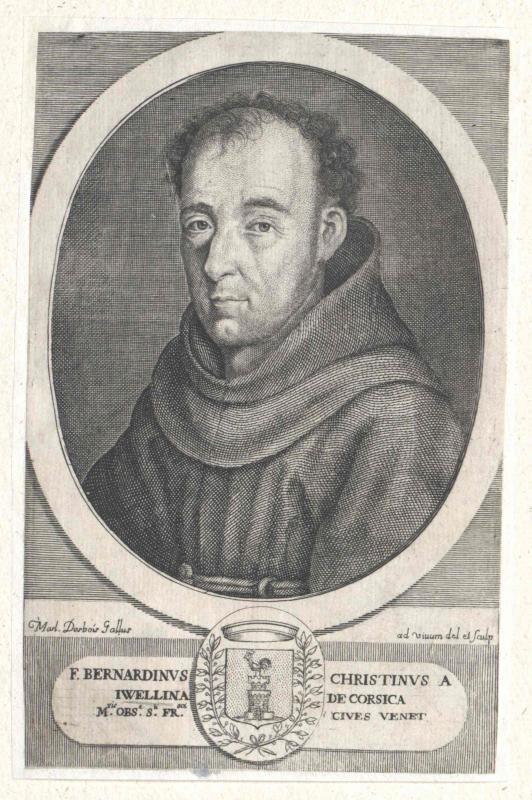 Bernardinus Christinus a Iwellina