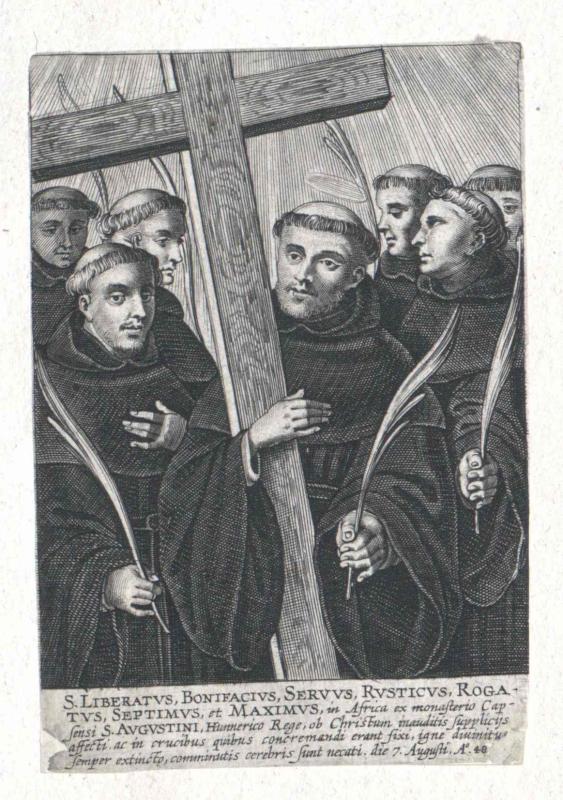 Liberatus, Heiliger