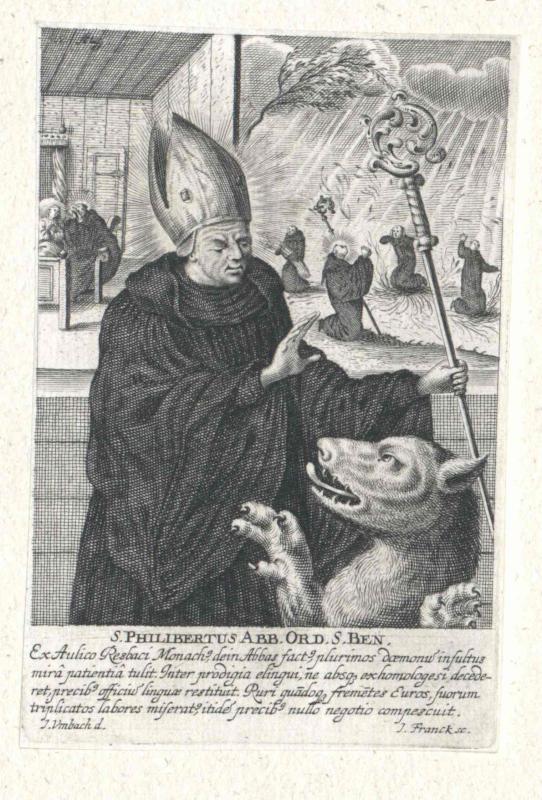 Philibert von Jumièges, Heiliger