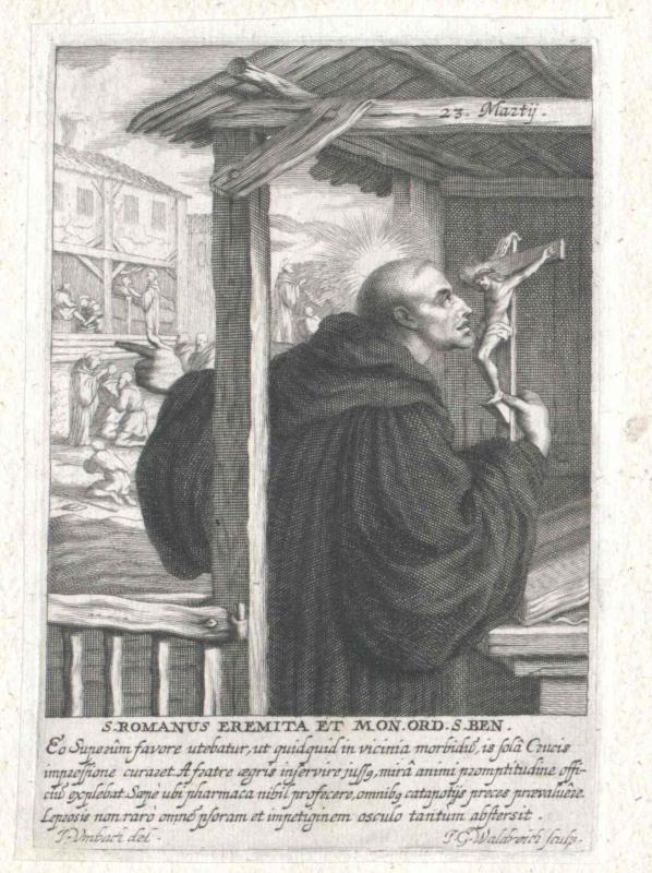 Romanus von Condat