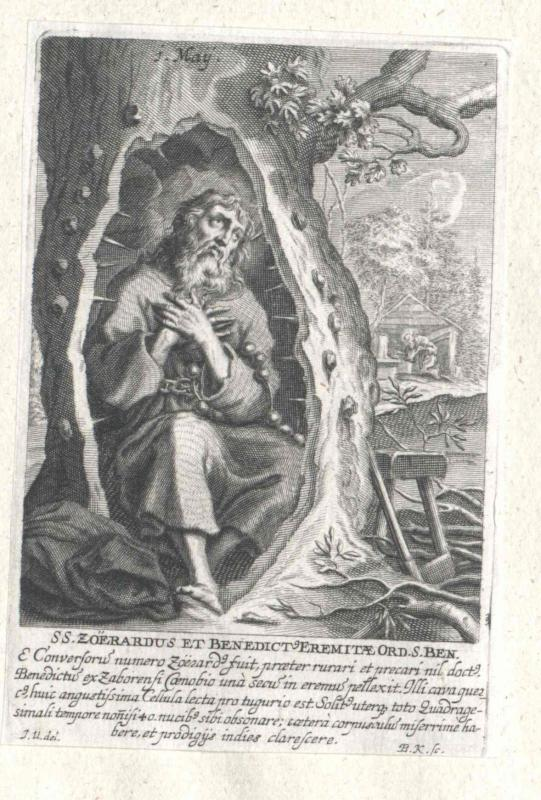Zoerardus, Heiliger
