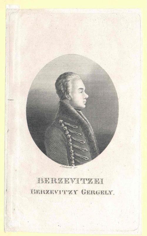Berzeviczy, Gregor von