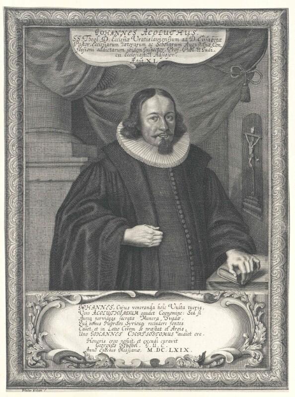Acoluth, Johann