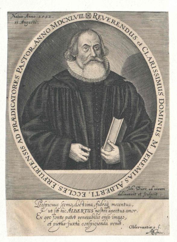 Alberti, Jeremias