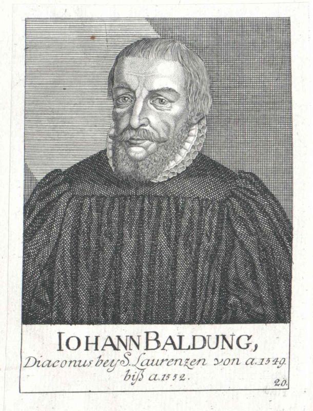 Baldung, Johann