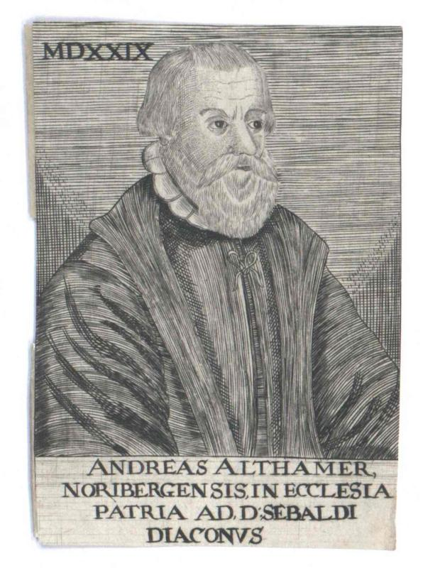 Althamer, Andreas