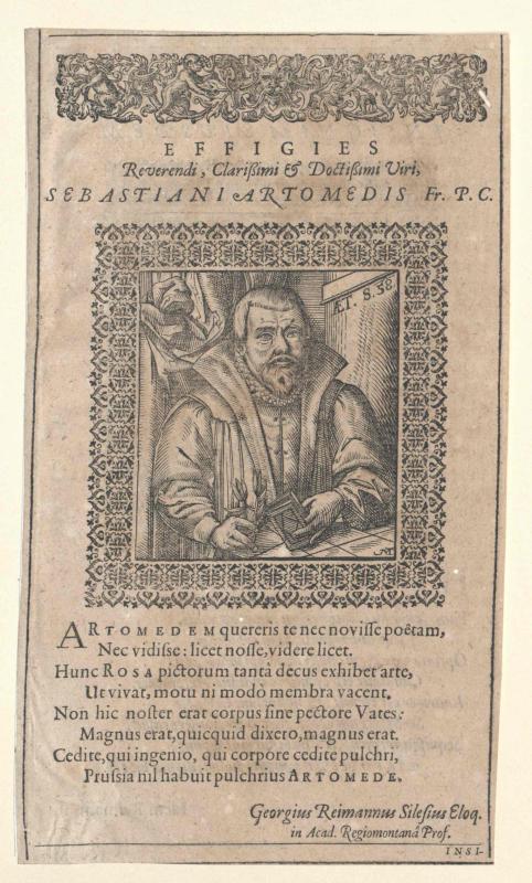 Artomedes, Sebastian
