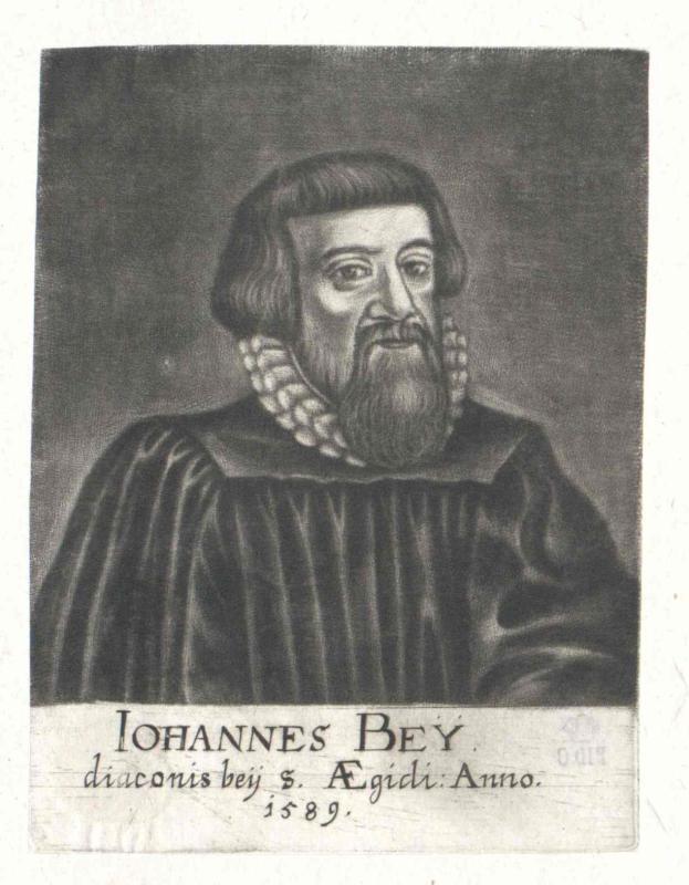 Bey, Johannes