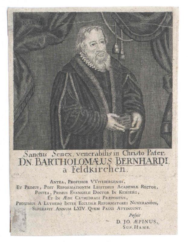 Bernhardi, Bartholomäus