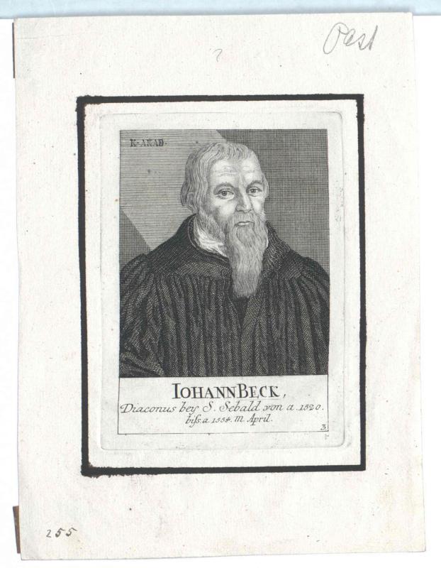 Beck, Johann