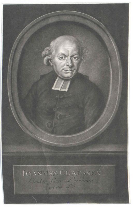 Claessen, Johannes