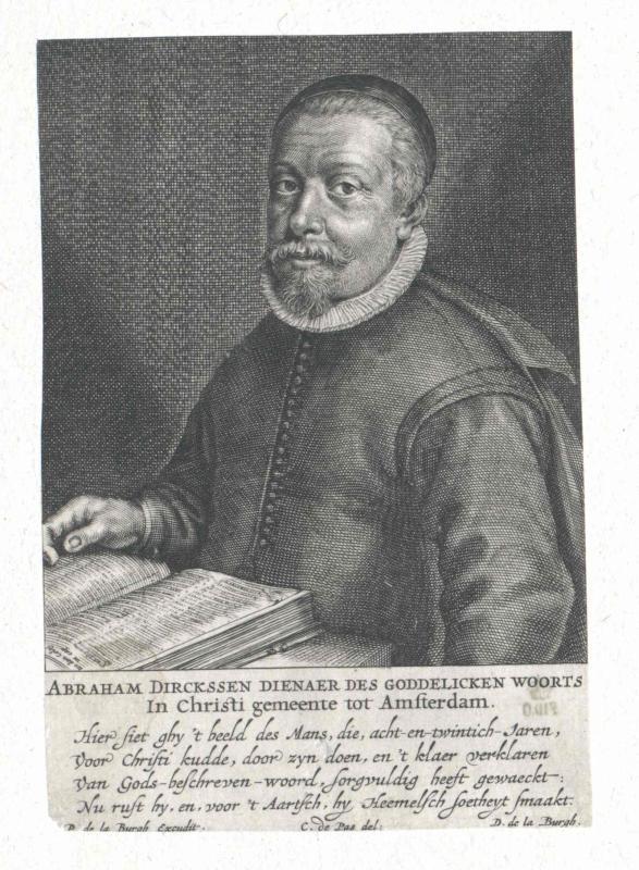 Dirckssen, Abraham
