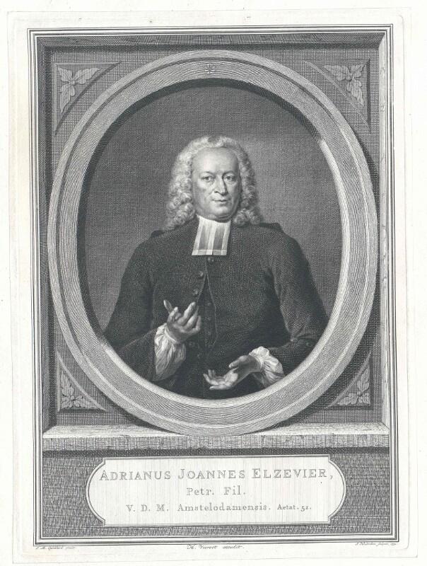 Elzevier, Adriaan Johannes