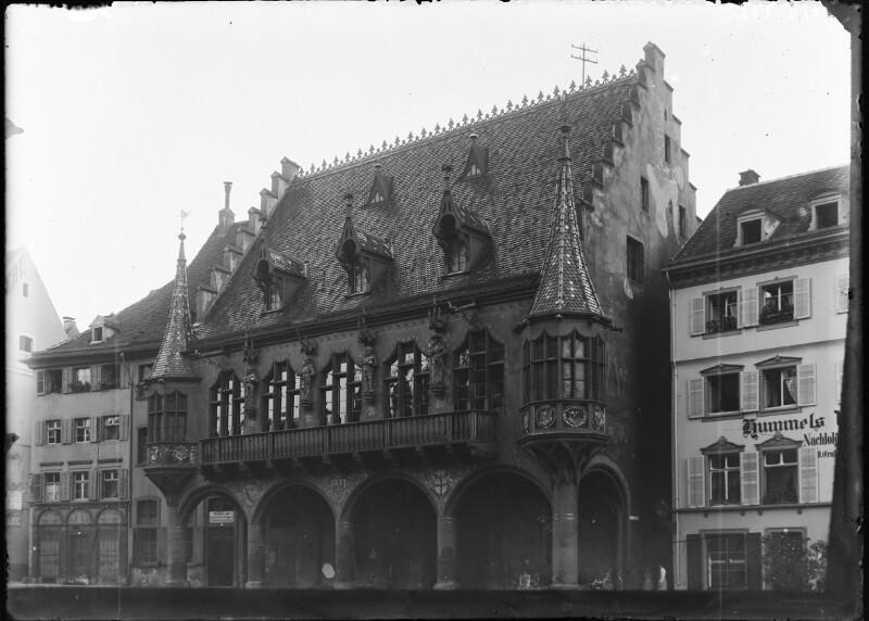 Rathaus von Freiburg im Breisgau