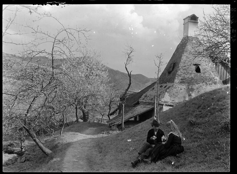 Ausstellung des Wiener Photo-Clubs, Anfang 20.Jahrhundert