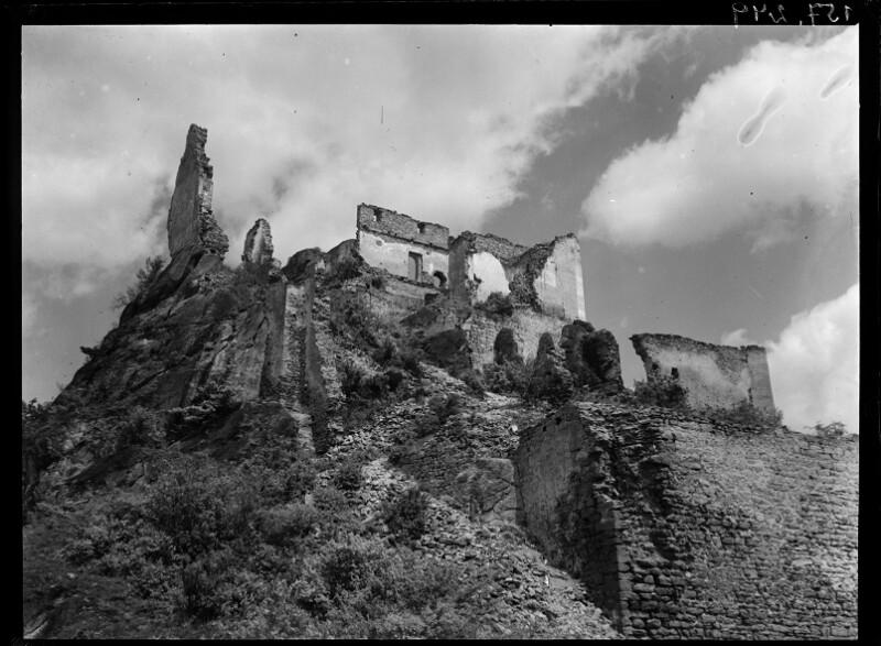 Ruine Dürnstein in Niederösterreich