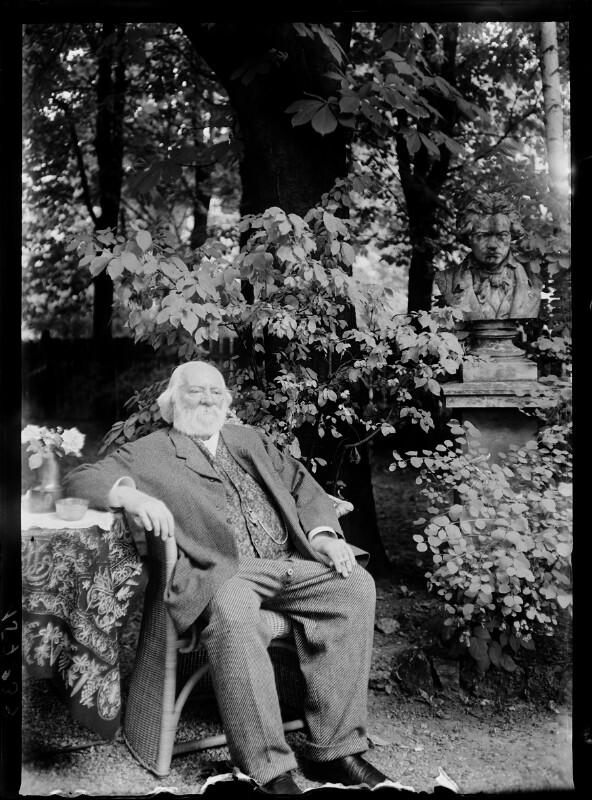 Bildnis Theodor Leschetizky