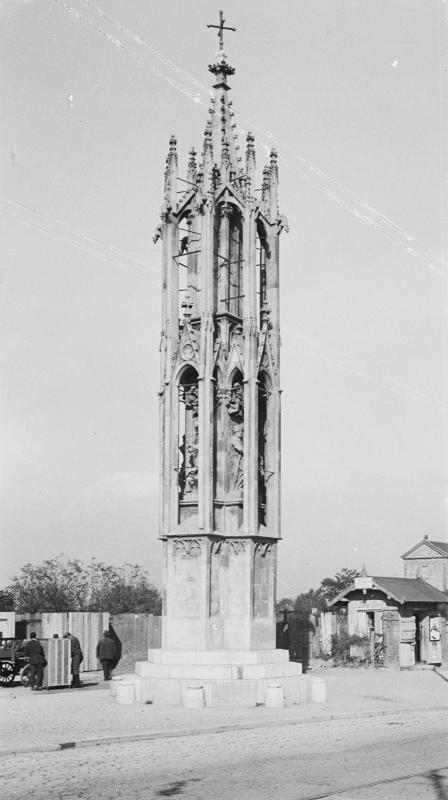Wien 10, Spinnerin am Kreuz
