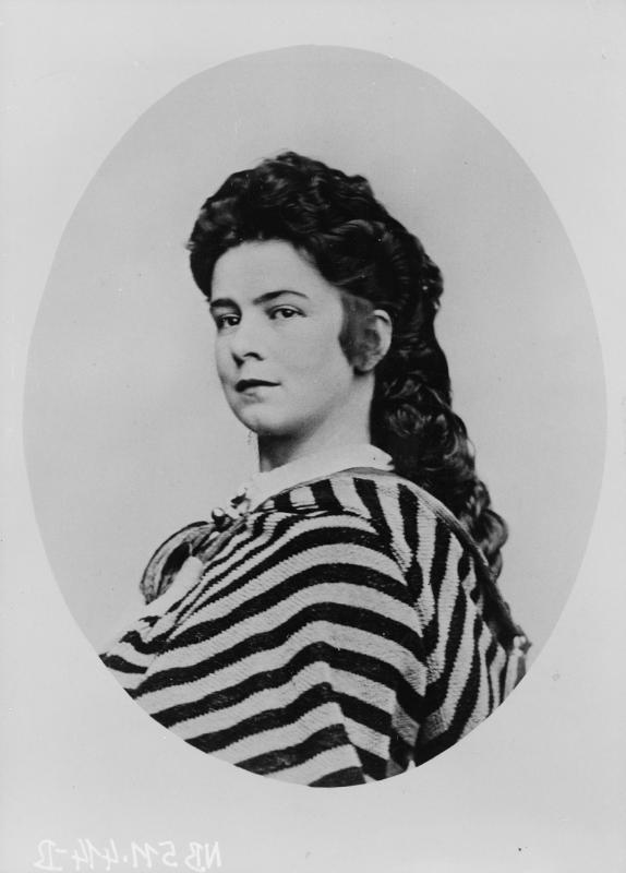 Elisabeth, Kaiserin von Österreich [1837-1898]
