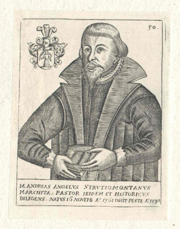 Angelus, Andreas